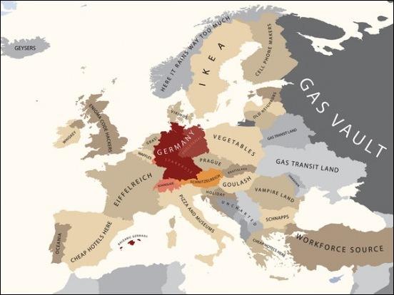 Стереотипы взаимоотношений между странами 3