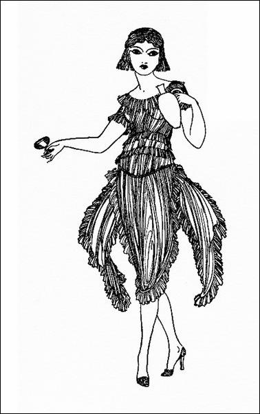 Картинки иллюстрации к Рубаи Омара Хайяма английского иллюстратора Рональда Бэлфура(подтекстные рисунки)  14