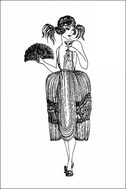 Картинки иллюстрации к Рубаи Омара Хайяма английского иллюстратора Рональда Бэлфура(подтекстные рисунки)  18