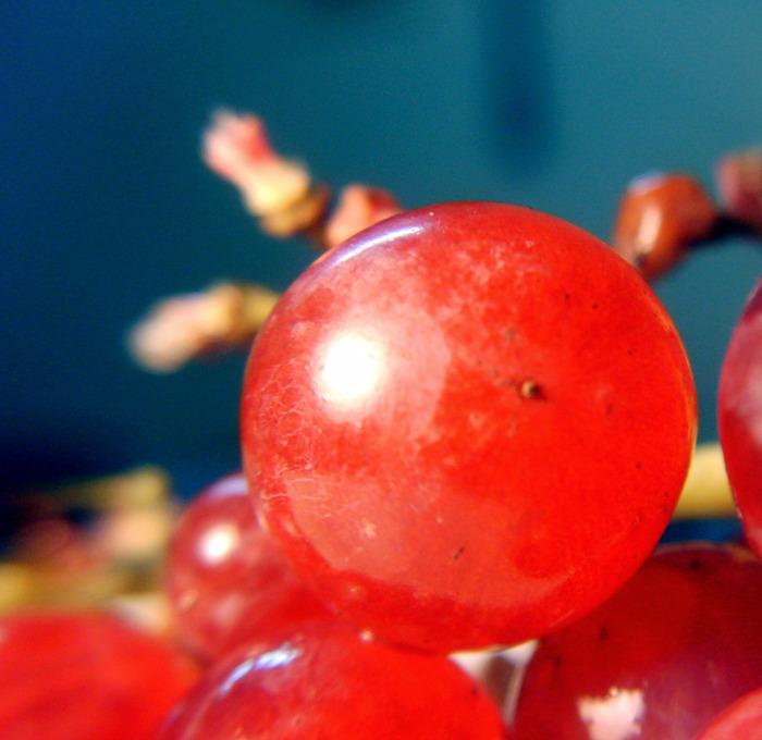 виноград, крупный