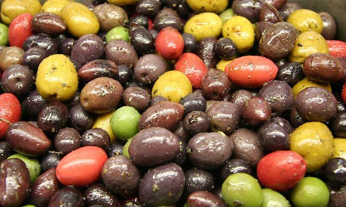 полезные оливки