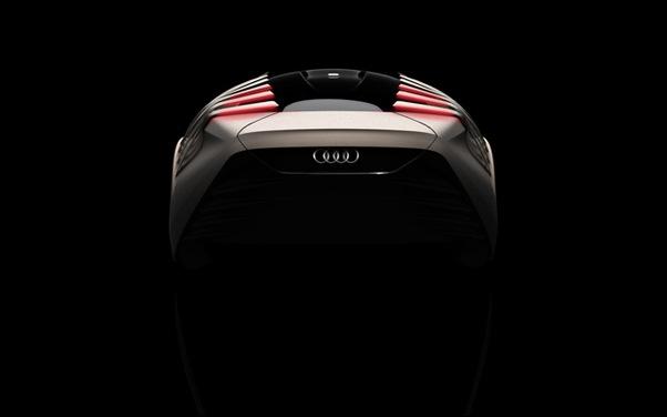 Концепт Audi One 3