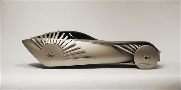Концепт Audi One 7
