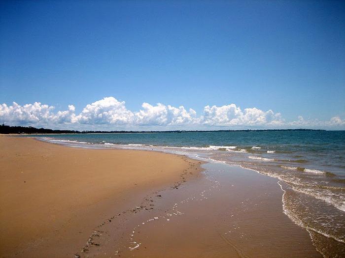 Oстров Фрейзер — объект всемирного достояния человечества и самый большой песчаный остров в мире. 26951