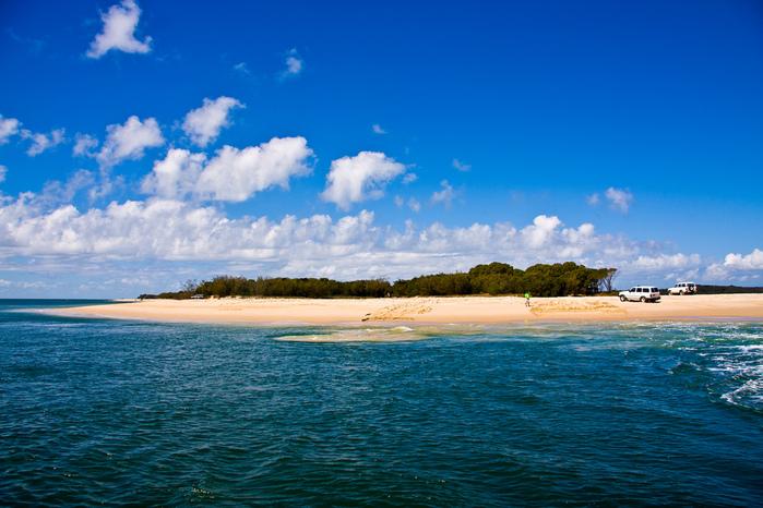 Oстров Фрейзер — объект всемирного достояния человечества и самый большой песчаный остров в мире. 20499