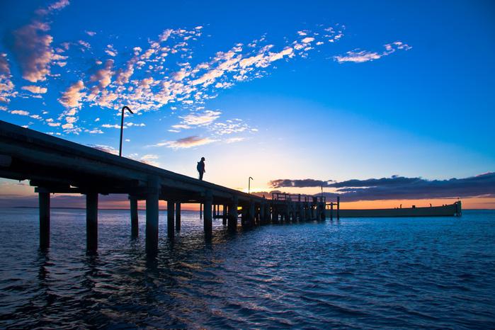 Oстров Фрейзер — объект всемирного достояния человечества и самый большой песчаный остров в мире. 30700