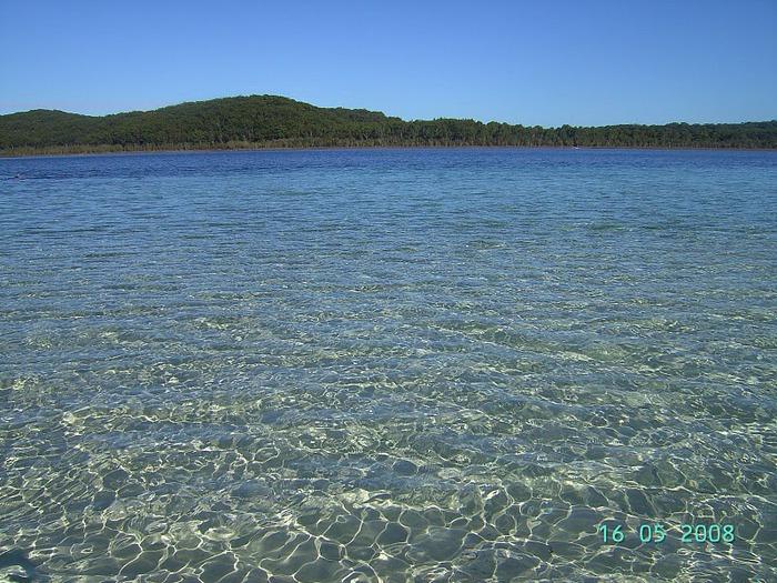 Oстров Фрейзер — объект всемирного достояния человечества и самый большой песчаный остров в мире. 31687