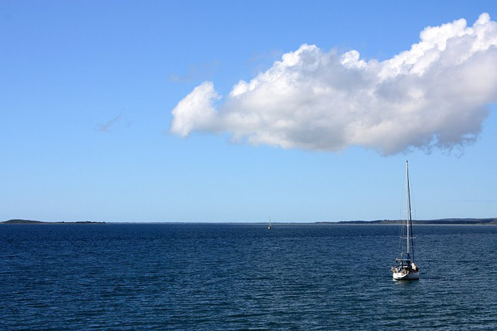 Oстров Фрейзер — объект всемирного достояния человечества и самый большой песчаный остров в мире. 30981