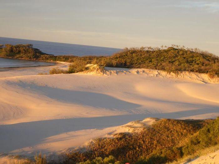 Oстров Фрейзер — объект всемирного достояния человечества и самый большой песчаный остров в мире. 26018