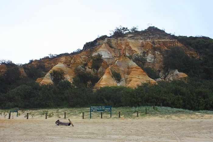 Oстров Фрейзер — объект всемирного достояния человечества и самый большой песчаный остров в мире. 68546