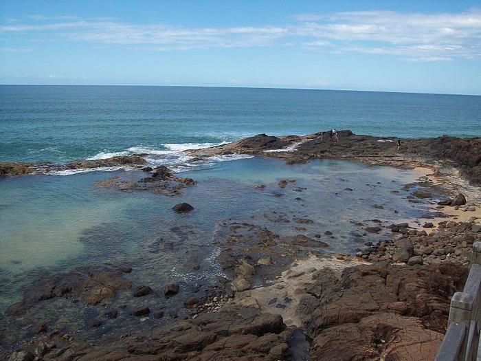 Oстров Фрейзер — объект всемирного достояния человечества и самый большой песчаный остров в мире. 65974