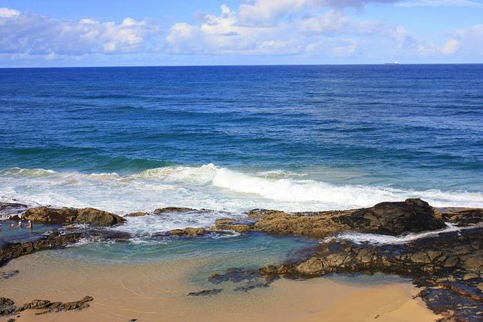 Oстров Фрейзер — объект всемирного достояния человечества и самый большой песчаный остров в мире. 74688