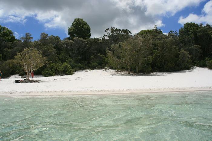 Oстров Фрейзер — объект всемирного достояния человечества и самый большой песчаный остров в мире. 34058