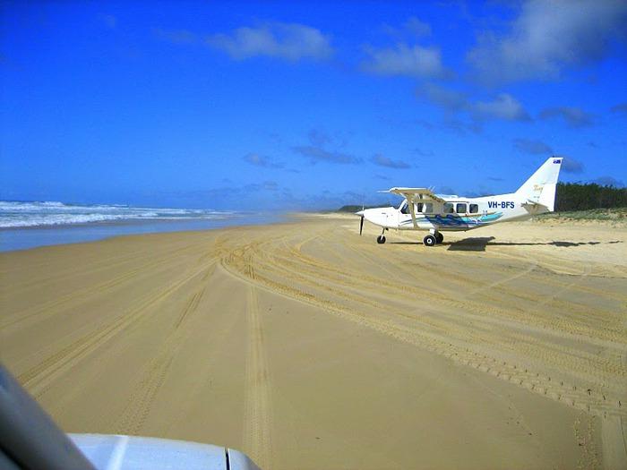 Oстров Фрейзер — объект всемирного достояния человечества и самый большой песчаный остров в мире. 38094