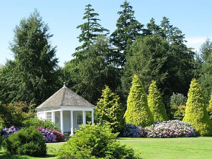 Nymans Gardens 24049