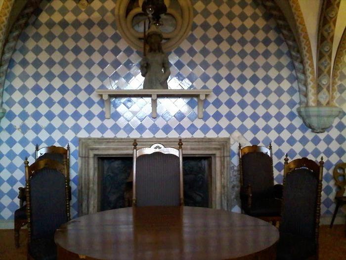 Рейнская жемчужина -Замок Штольценфельс 35023