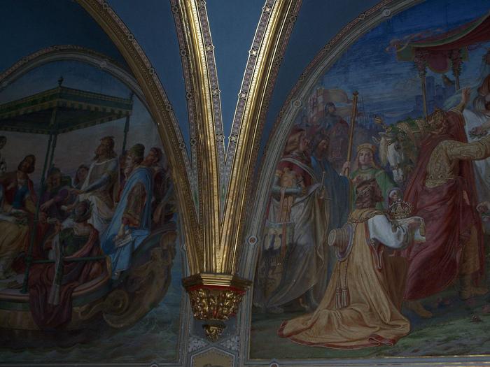 Рейнская жемчужина -Замок Штольценфельс 34103