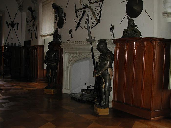 Рейнская жемчужина -Замок Штольценфельс 53115