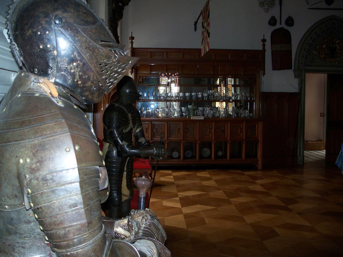 Рейнская жемчужина -Замок Штольценфельс 69552