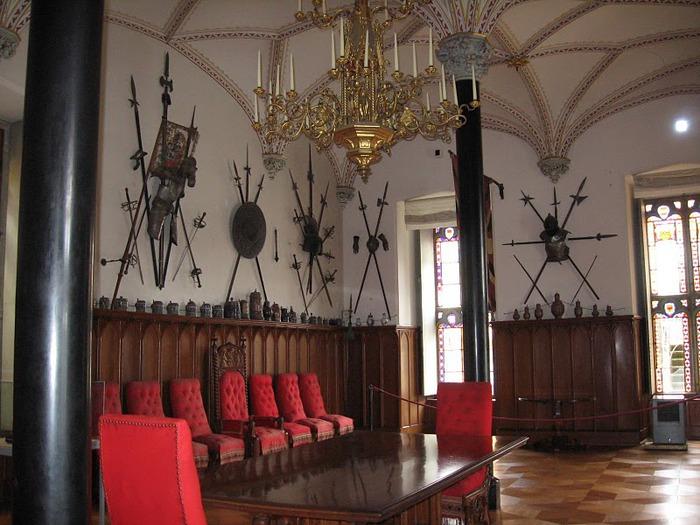 Рейнская жемчужина -Замок Штольценфельс 66473