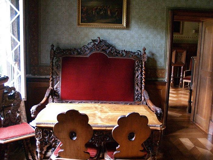 Рейнская жемчужина -Замок Штольценфельс 77837