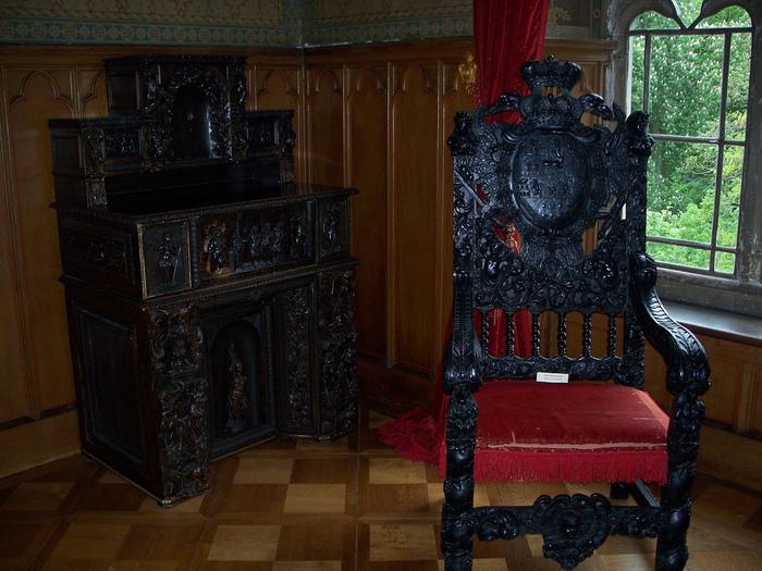 Рейнская жемчужина -Замок Штольценфельс 43216