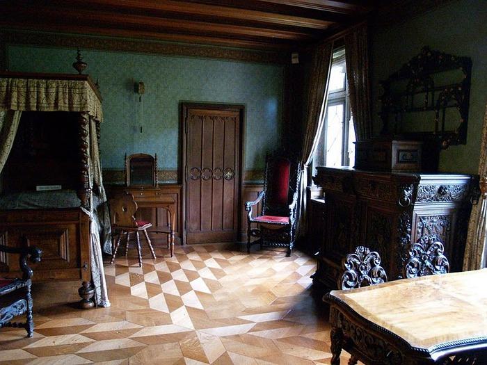 Рейнская жемчужина -Замок Штольценфельс 61660