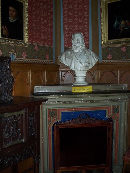 Рейнская жемчужина -Замок Штольценфельс 17083