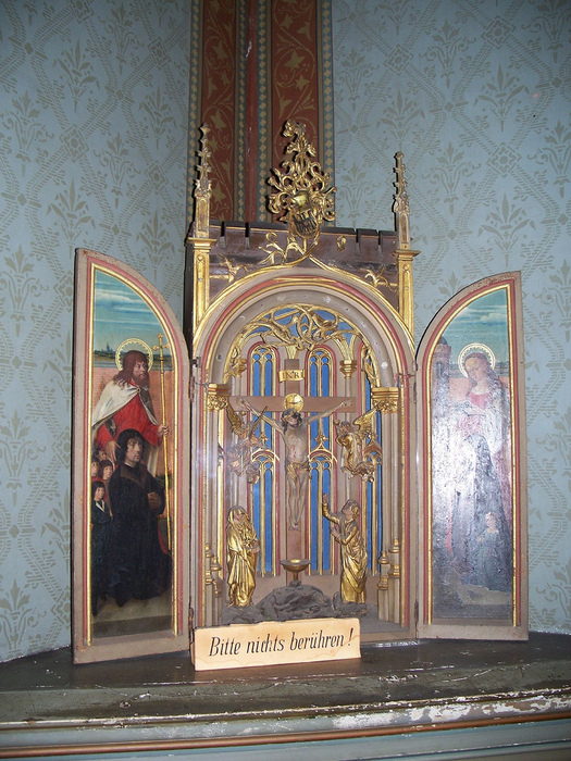 Рейнская жемчужина -Замок Штольценфельс 58695