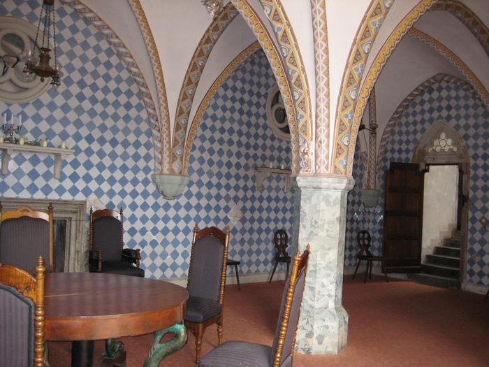 Рейнская жемчужина -Замок Штольценфельс 75591