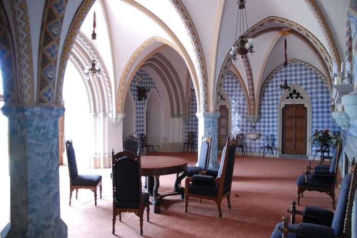Рейнская жемчужина -Замок Штольценфельс 35543