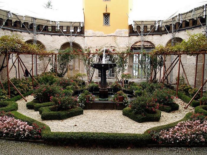 Рейнская жемчужина -Замок Штольценфельс 14415