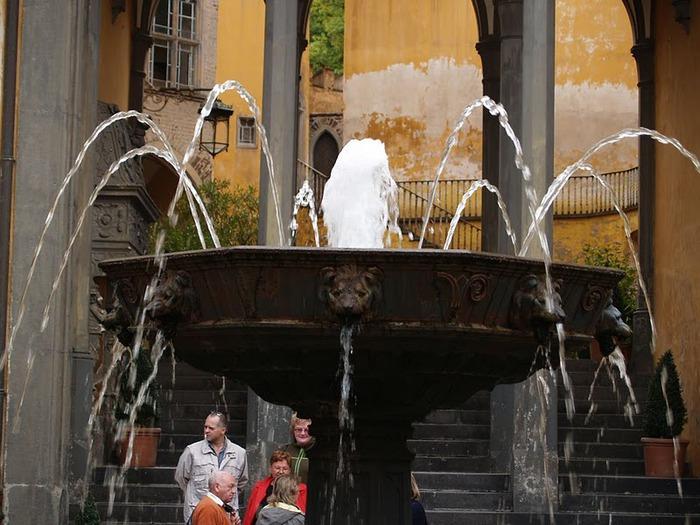 Рейнская жемчужина -Замок Штольценфельс 35513