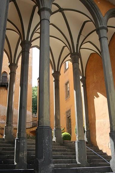 Рейнская жемчужина -Замок Штольценфельс 92907