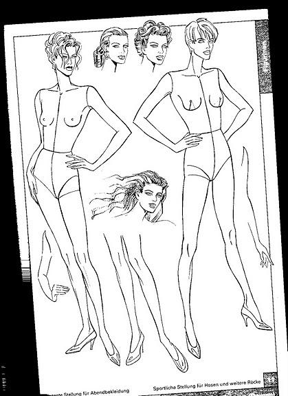рисунки моделей: