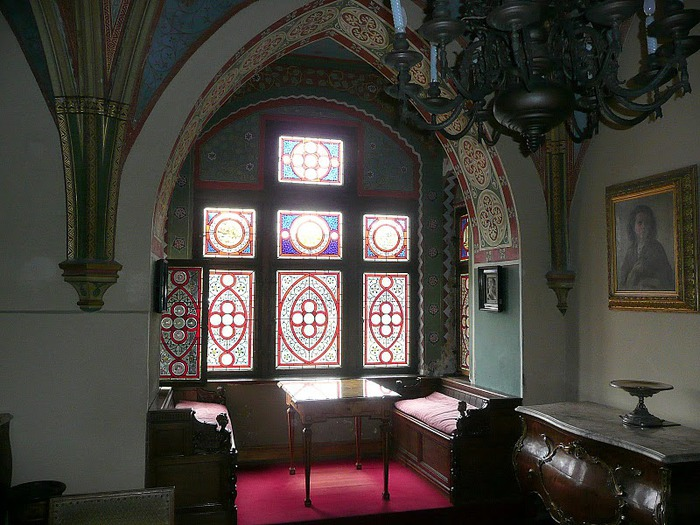 Замок Кохем под Райхсбургом. Германия. 65717
