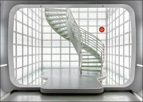 45 спиральных лестниц 6