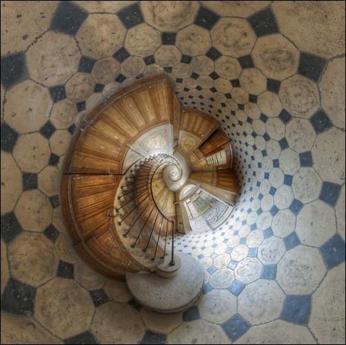 45 спиральных лестниц 30