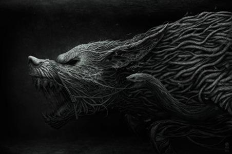 Иллюстрации Антона Семёнова известного под ником Gloom82 1