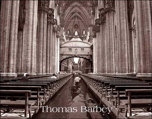 Волшебный мир фотохудожника Thomas Barbey 21