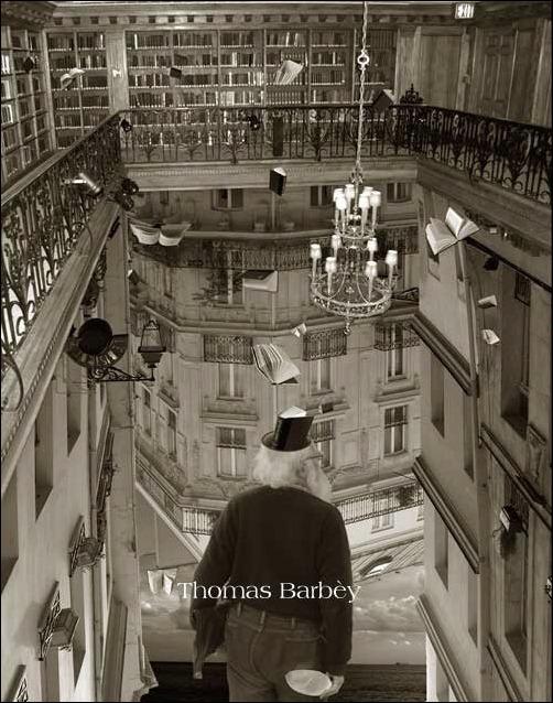 Волшебный мир фотохудожника Thomas Barbey 28