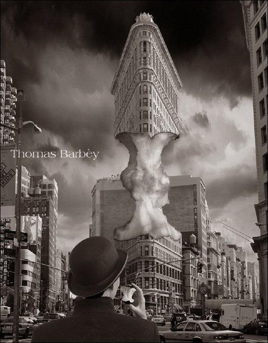 Волшебный мир фотохудожника Thomas Barbey 34