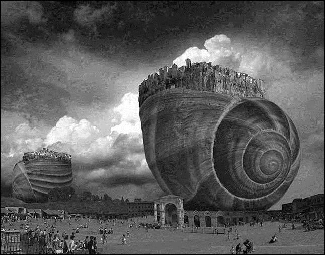 Волшебный мир фотохудожника Thomas Barbey 52