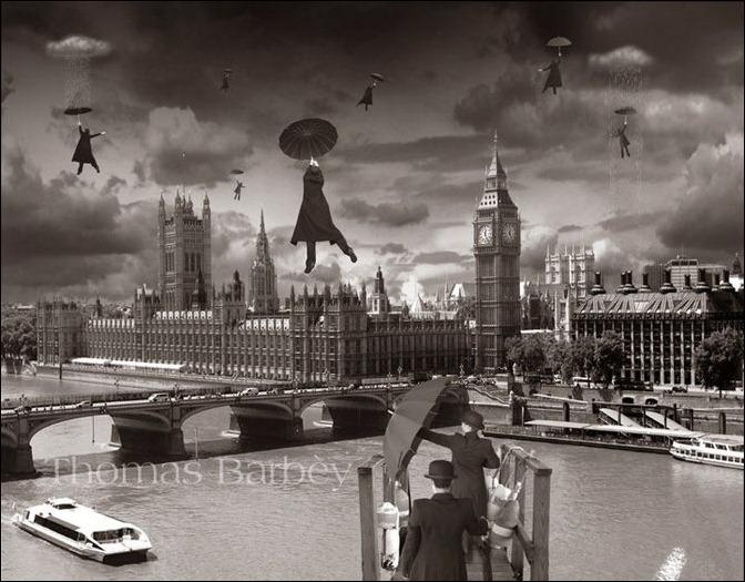 Волшебный мир фотохудожника Thomas Barbey 67