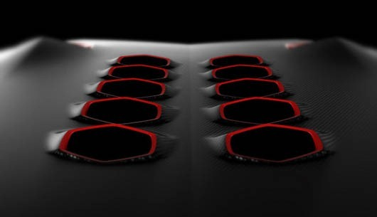 Sesto Elemento - новый концепт от Lamborghini 2