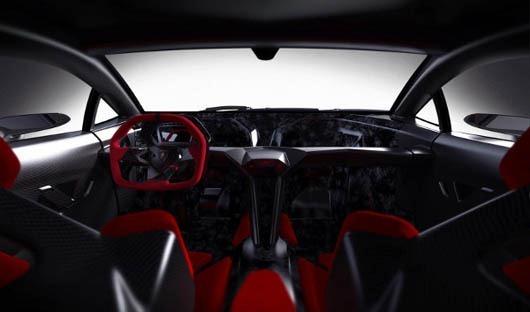 Sesto Elemento - новый концепт от Lamborghini 3