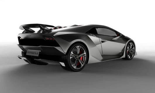 Sesto Elemento - новый концепт от Lamborghini 4