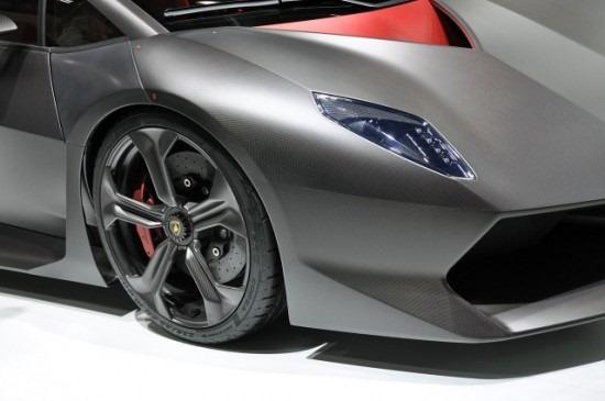 Sesto Elemento - новый концепт от Lamborghini 7
