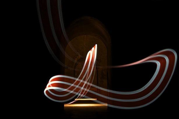 100 великолепных примеров светографики (Light Painting) 19