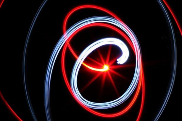 100 великолепных примеров светографики (Light Painting) 40